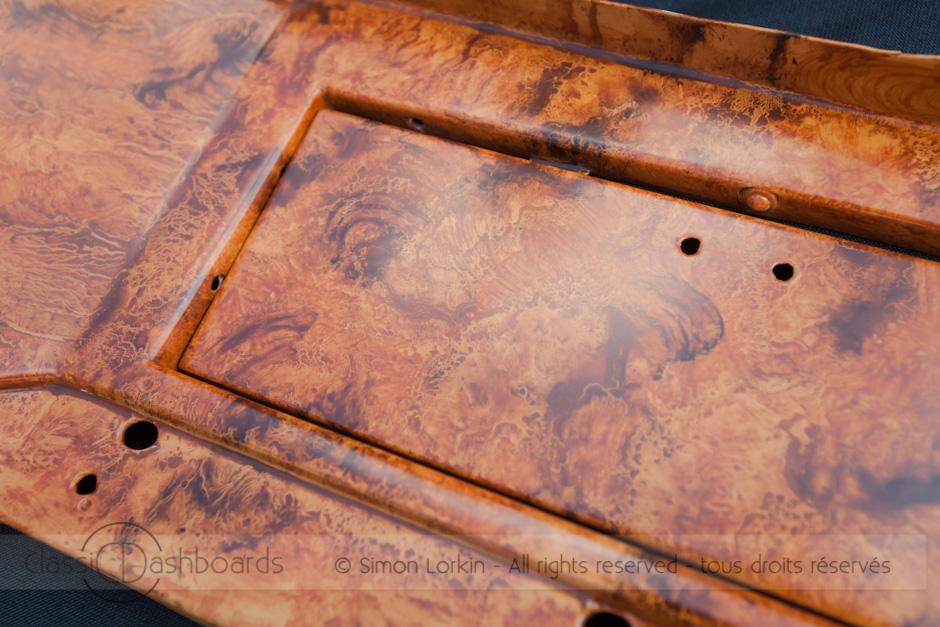 FAQs - Painted wood effect restoration for Facel Vega dashboards - Normandie - France