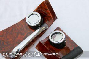 Classic Dashboards - Wooden dashboard and interior trim restoration